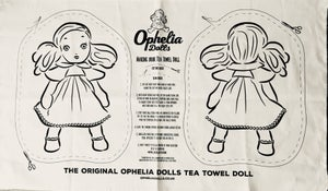 Image of Tea Towel Doll