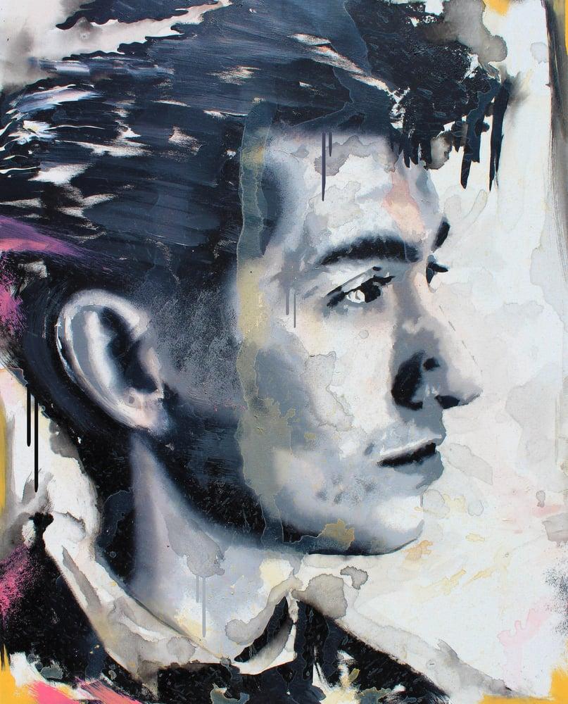 Image of Alex Turner (Limited Edition Print)