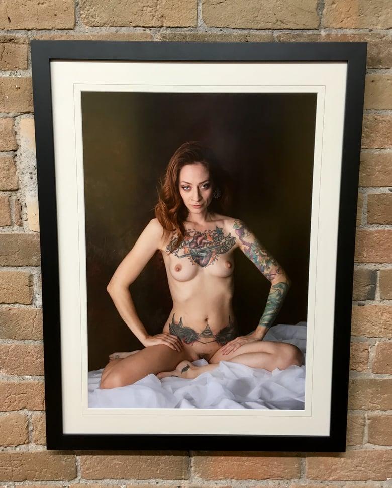 "Image of ""Life Is No Cabaret"" :: John Trainor Limited Edition Fine Art Print"