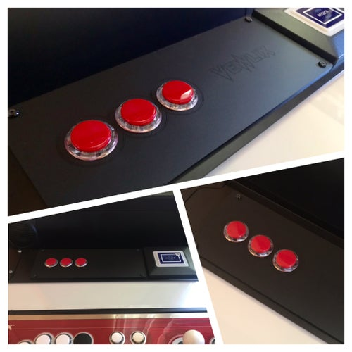 Image of Vewlix CPX Extra Button Control Panel