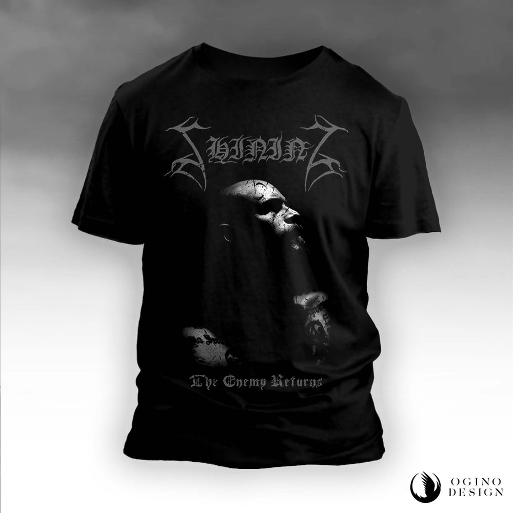 "Image of SHINING ""The Enemy Returns"" T-SHIRT"