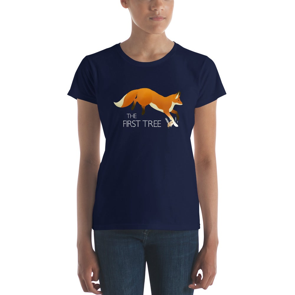 Image of The First Tree T-shirt - Women's
