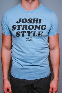 Image of Joshi Strong Style x SENDAI Girls T-Shirt