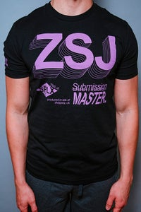 Image of Zack Sabre Jr. 'ZSJ Submission Master' T-Shirt
