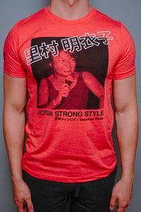 Image of Meiko Satomura 里村 明衣子 Joshi Strong Style T-Shirt
