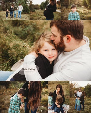Image of Child & Family Session