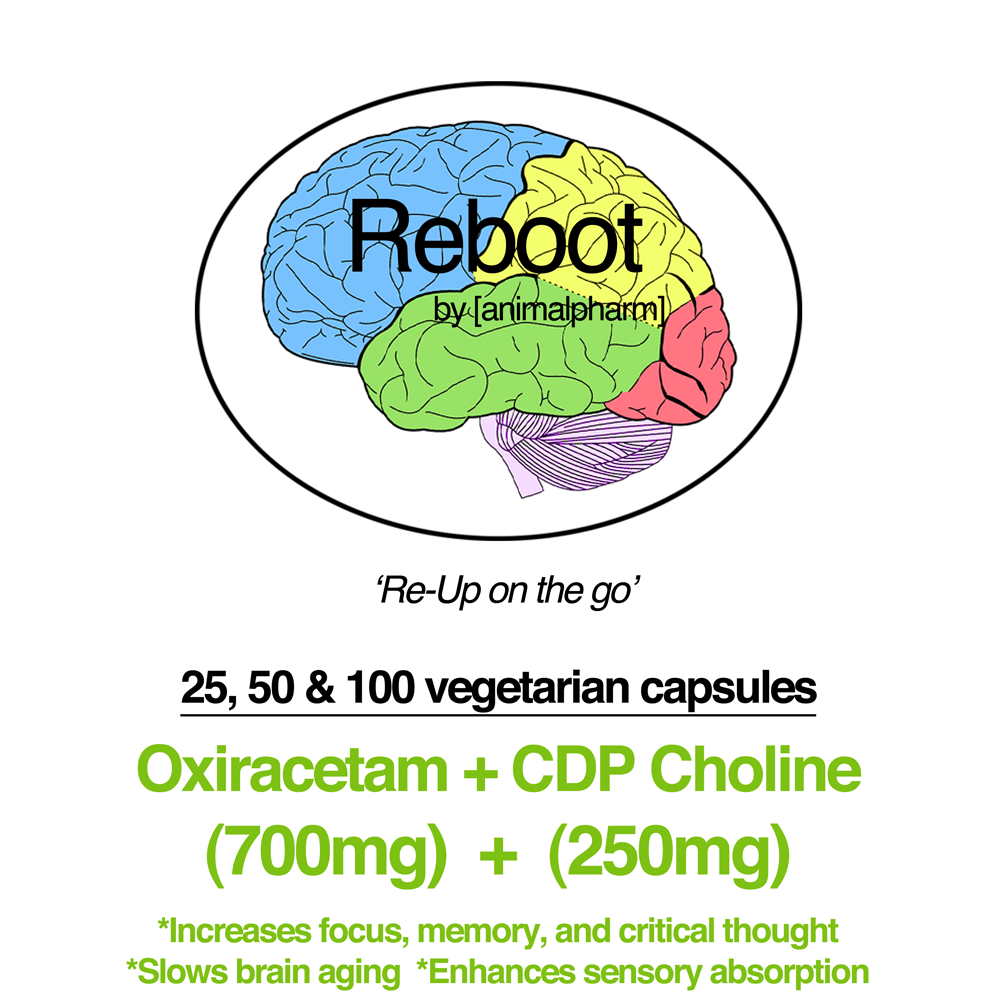 Image of OXIRACETAM(700MG) + CDP CHOLINE(250MG)