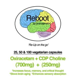 Image of OXIRACETAM(700MG) + CDP CHOLINE(250MG)