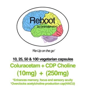 Image of COLURACETAM(10MG) + CDP CHOLINE(250MG)