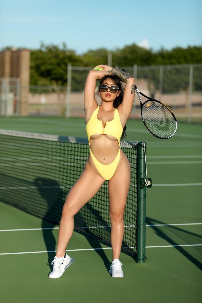 Image of Marie Bodysuit Yellow