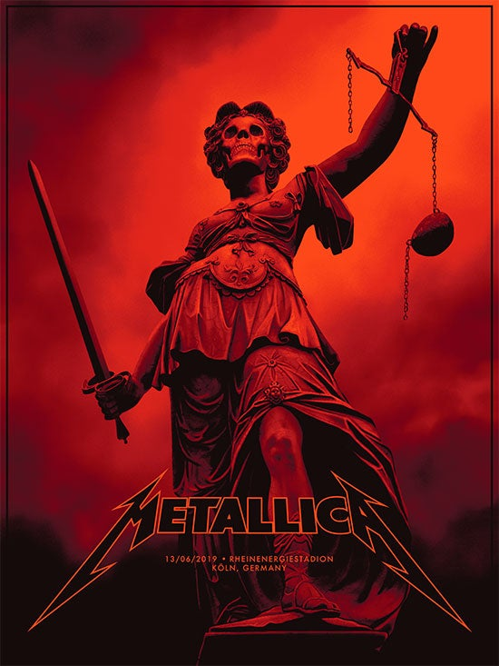 Image of METALLICA (variant)