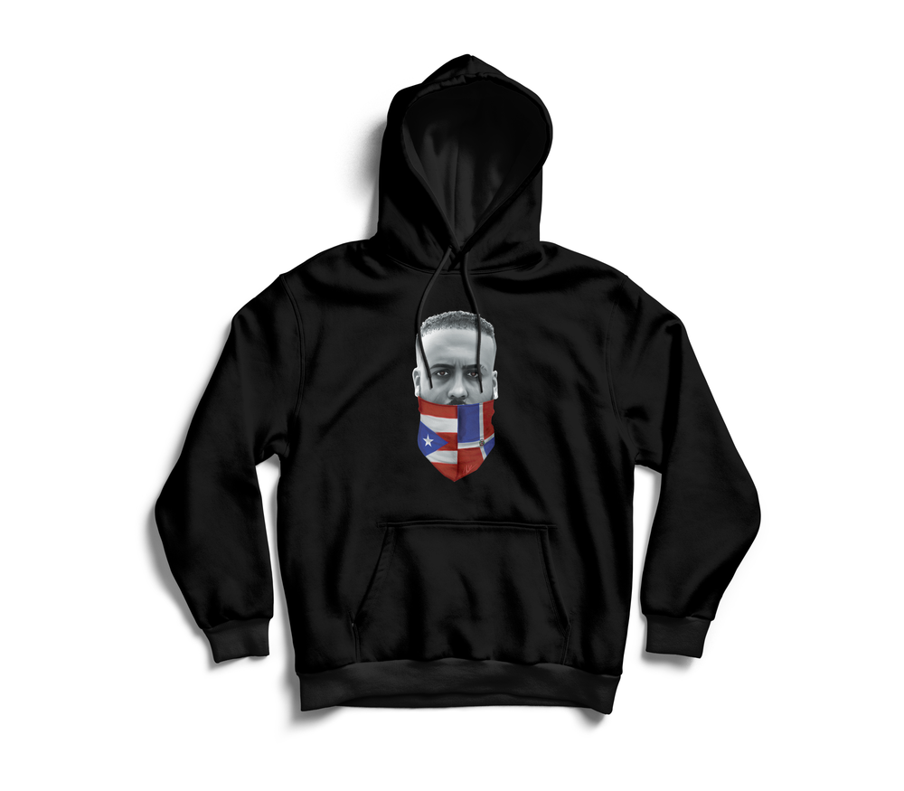 "Image of Adult Black ""BoDegA's WaY"" Hoodie"