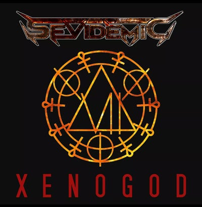 Image of SEVIDEMIC : XENO GOD   CD