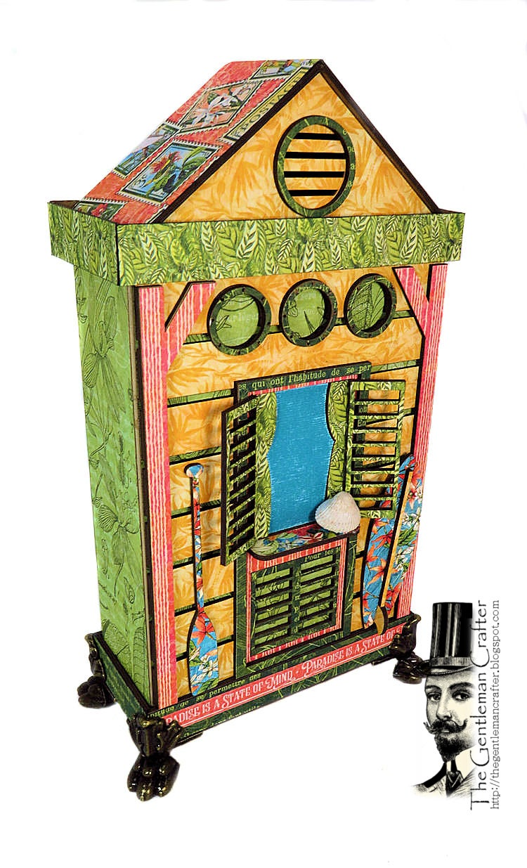 Image of Thin House Mini- Beach House