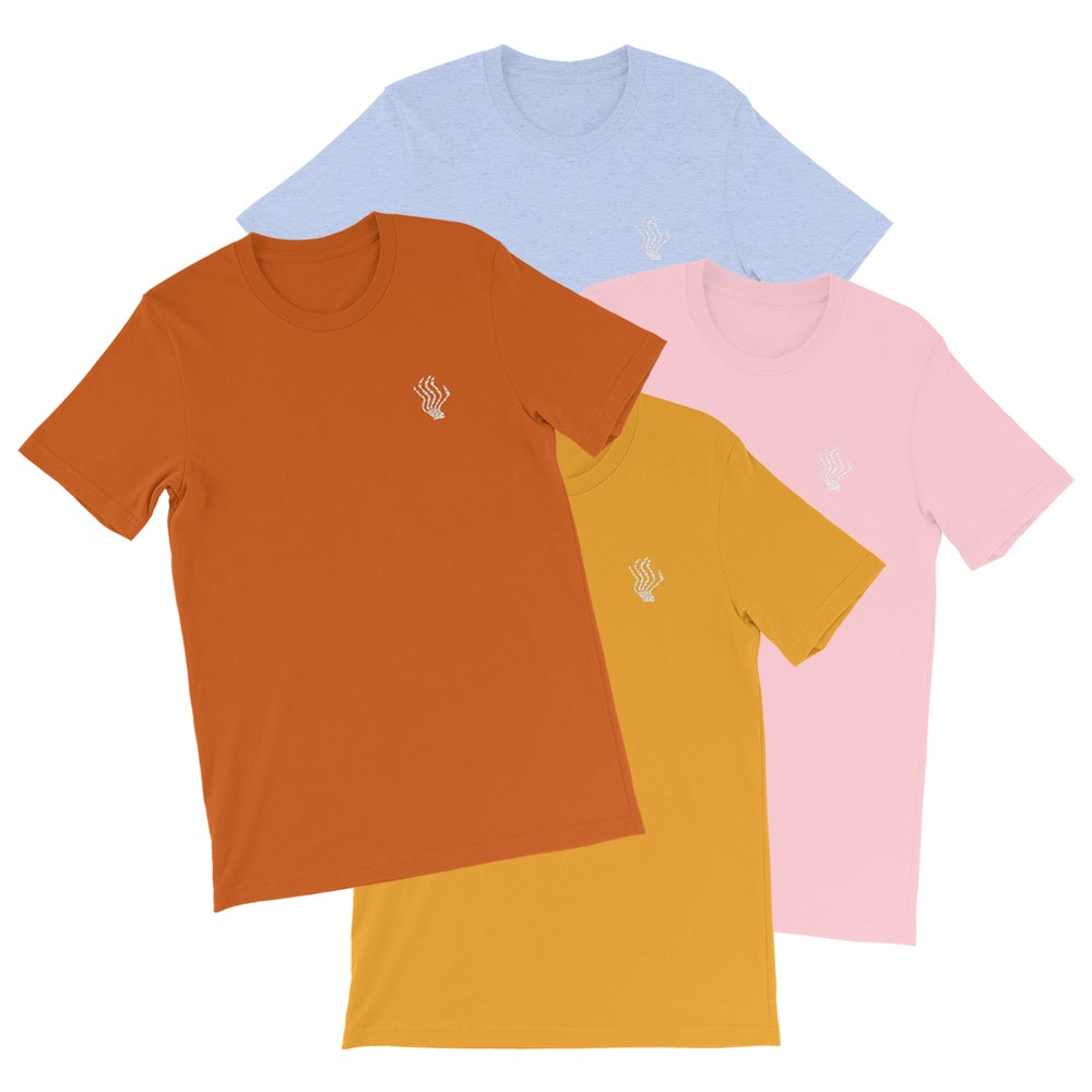 Image of Logo Embroidered Shirt (Summer Colors)