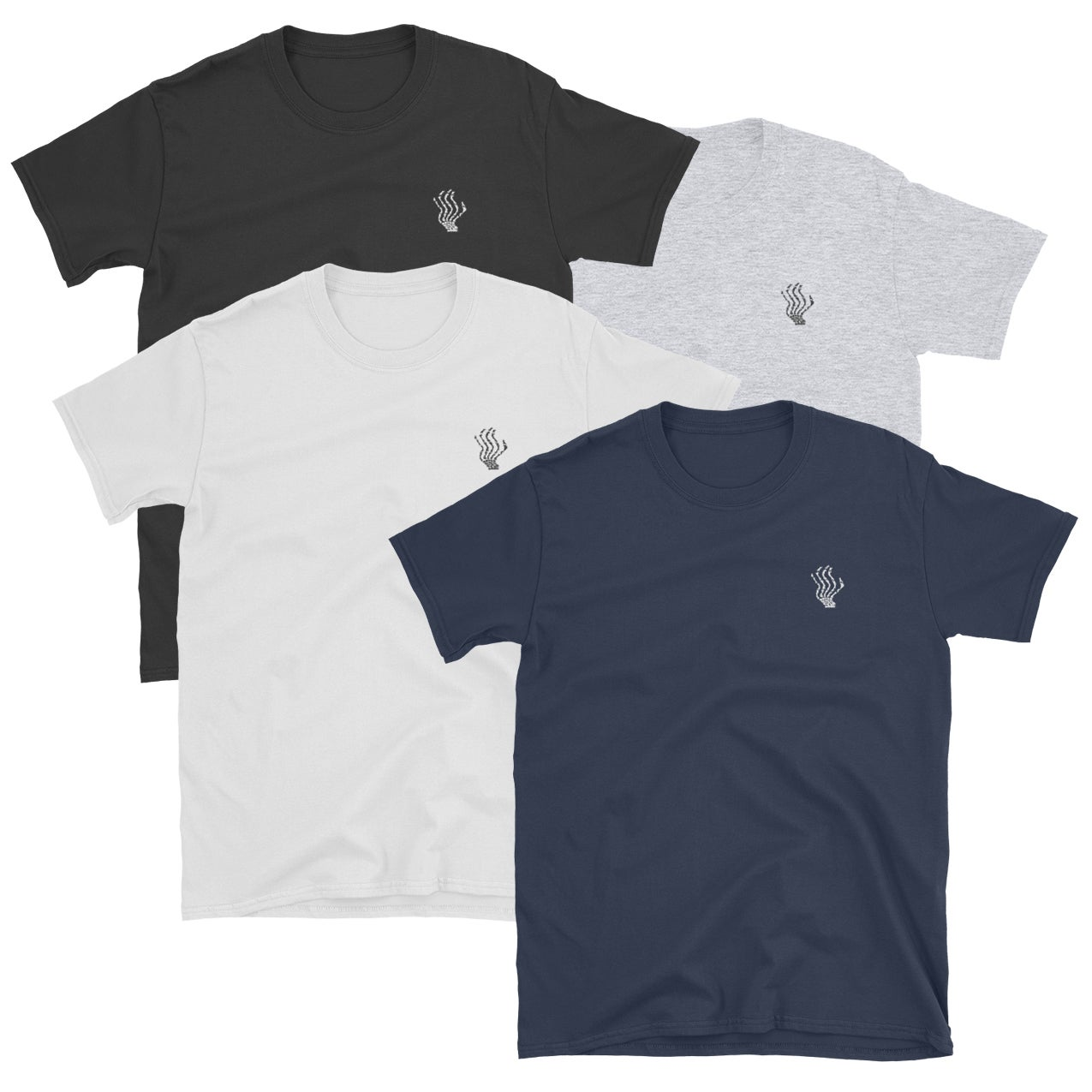 Image of Logo Embroidered Shirt