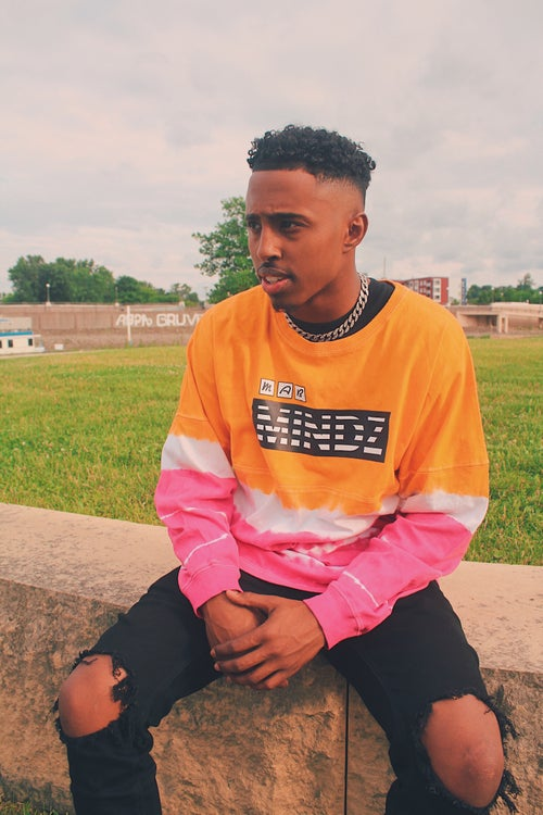 Image of IMPR II Tie Dye Long Sleeve