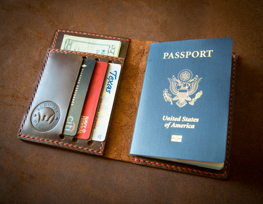 Image of Passport Wallet