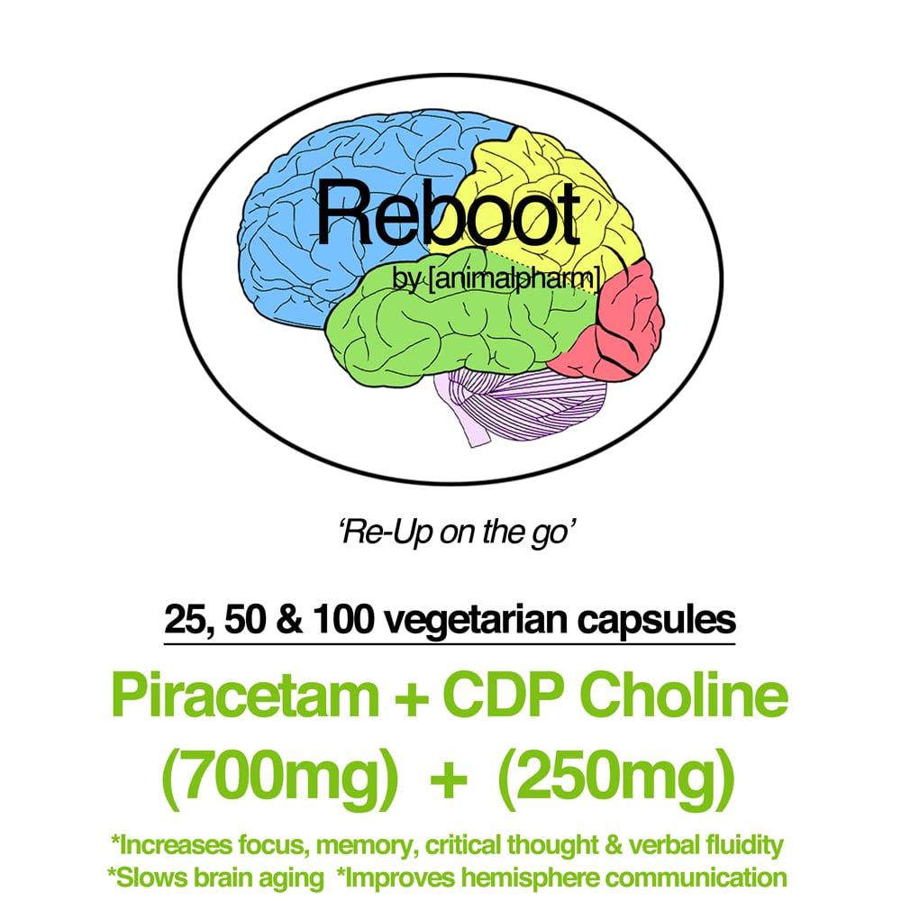 Image of PIRACETAM(700MG) + CDP CHOLINE(250MG)