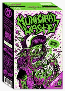 Image of Municipal Waste 2019