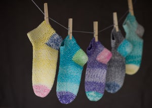 Image of Confetti Socks