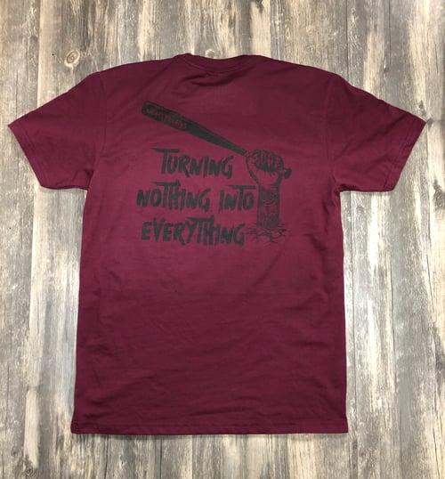 Image of Turning Nothing into Everything tee