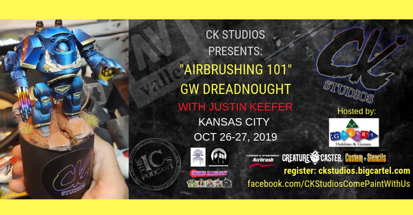 Image of AB 101 - Kansas City w/Justin, Oct 26-27, 2019