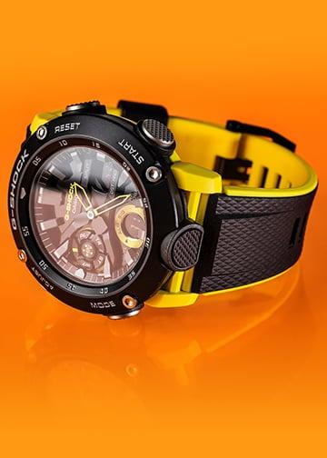 Image of GA2K - Electric Yellow