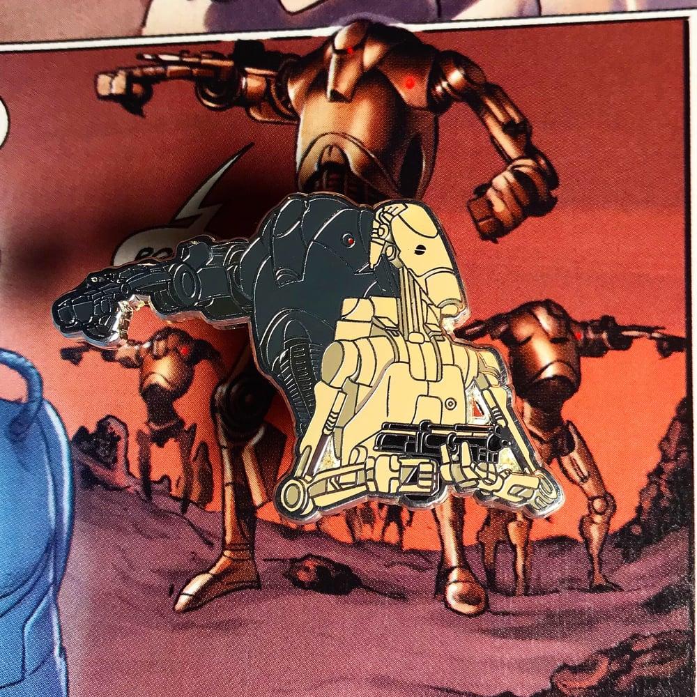 Image of Battle Droids