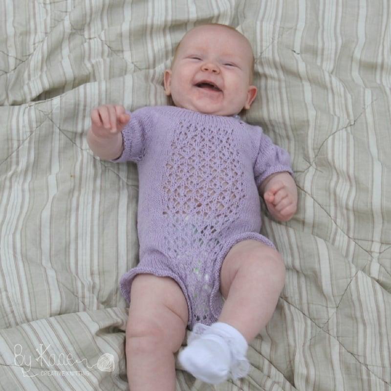 Image of Sommertop Kornblomst baby