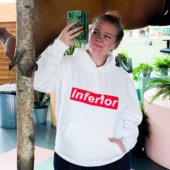 Image of Inferior Hoodie