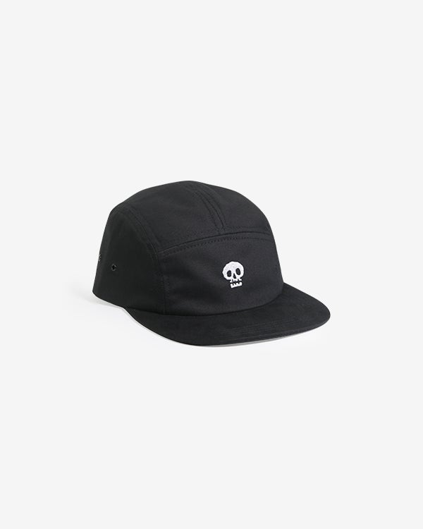 Image of Mixed Media Five Panel · Black