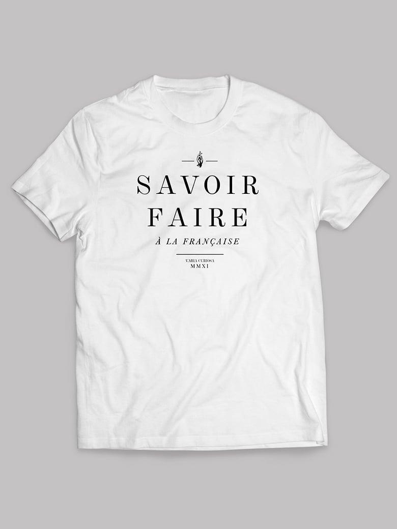 Image of SAVOIR FAIRE / BLANC