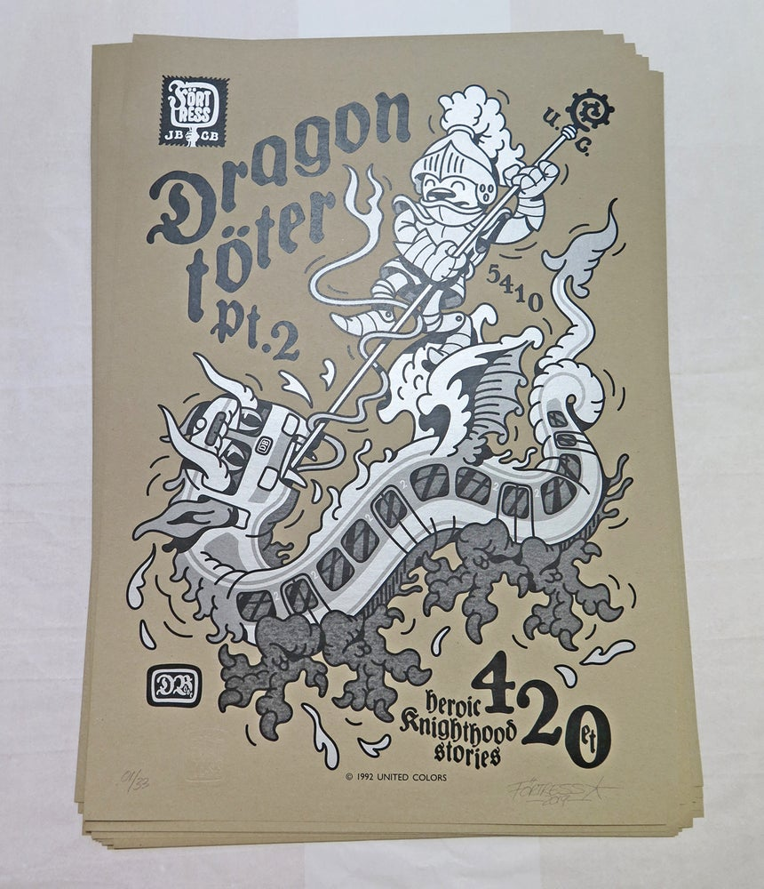 Image of Dragontöter pt.2 / print