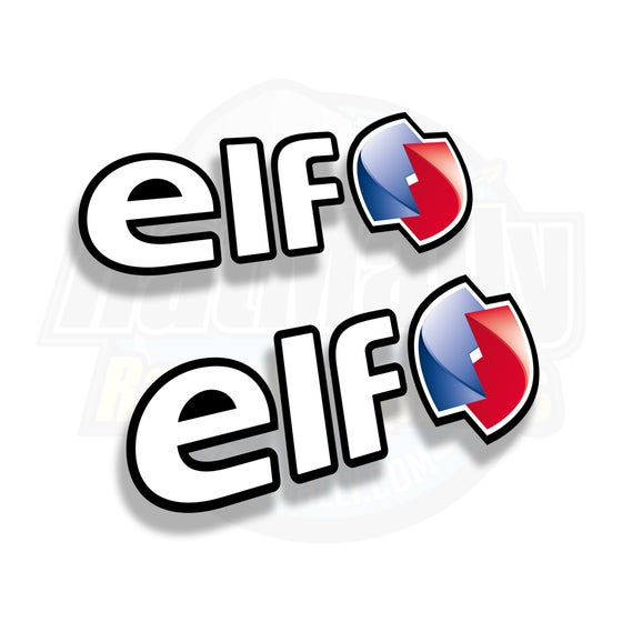 Image of Elf WSBK Wrap Graphic