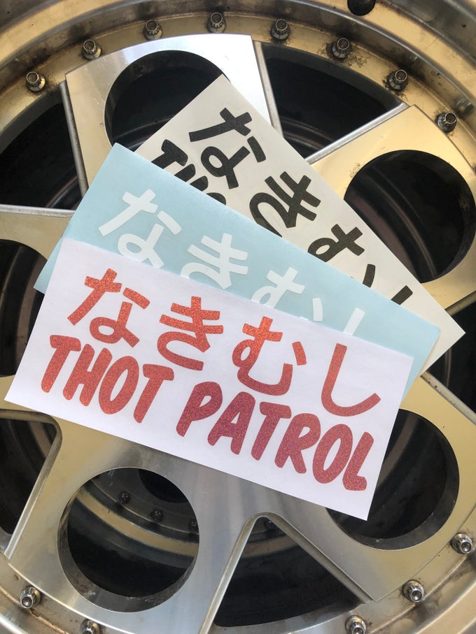 Image of THOT PATROL REP