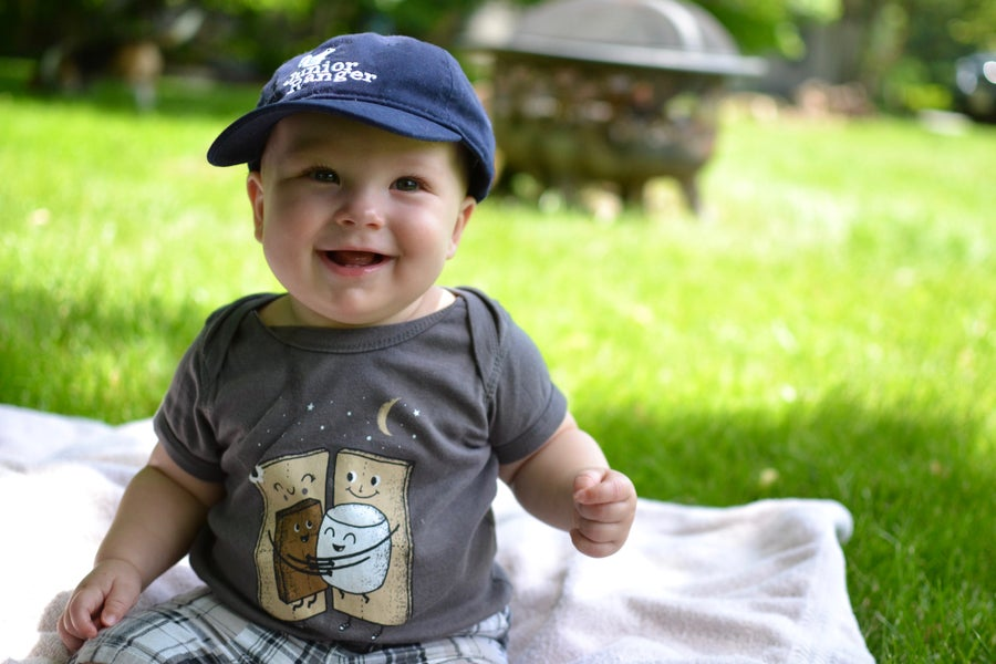 Image of S'mores Family Toddler Tee/ Baby Bodysuit