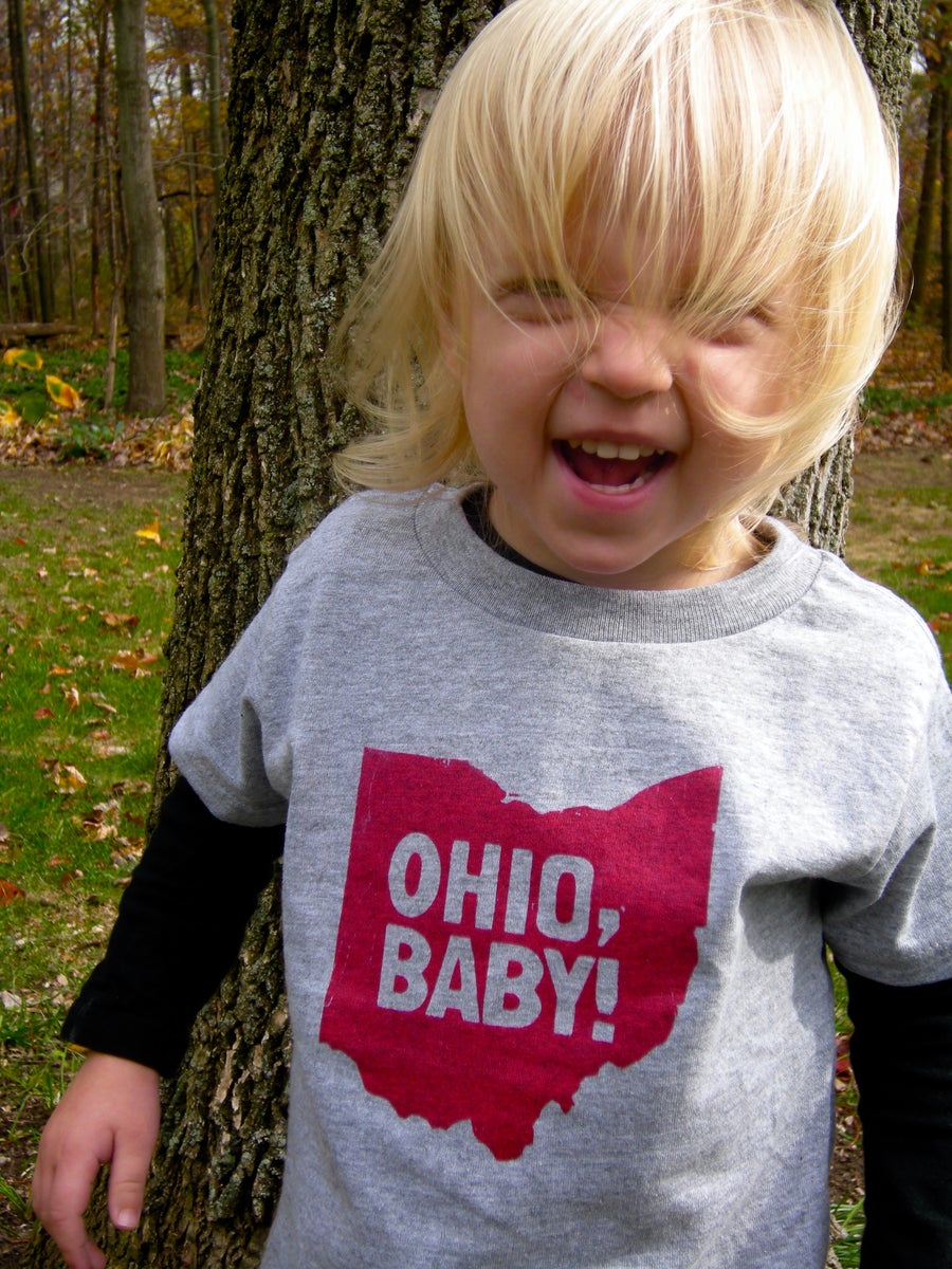 Image of Ohio, Baby! Toddler Tee/ Baby Bodysuit