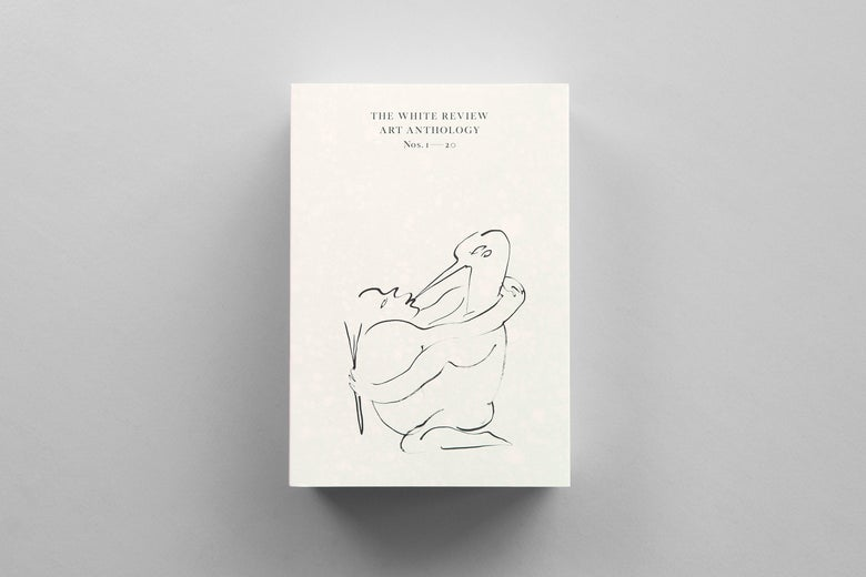 Image of The White Review Art Anthology + Subscription