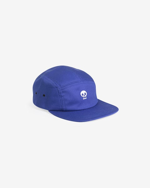 Image of Mixed Media Five Panel · Blue