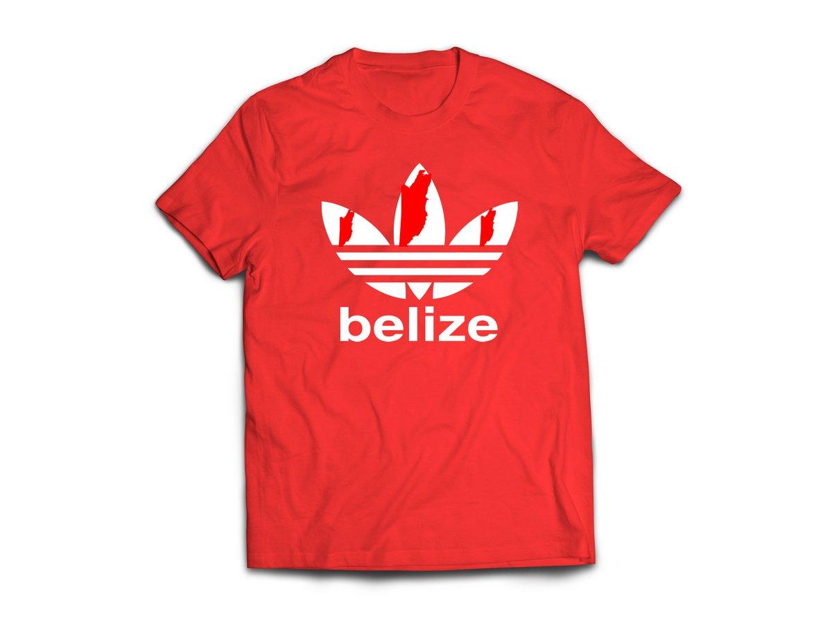 Image of BELIZE - T-SHIRT -WHITE/BLACK