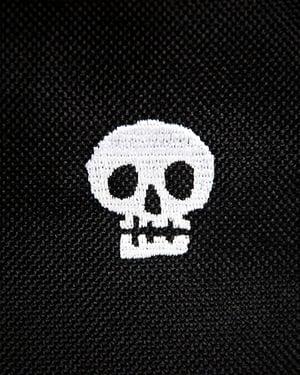 Image of Mixed Media Hip Bag · Black
