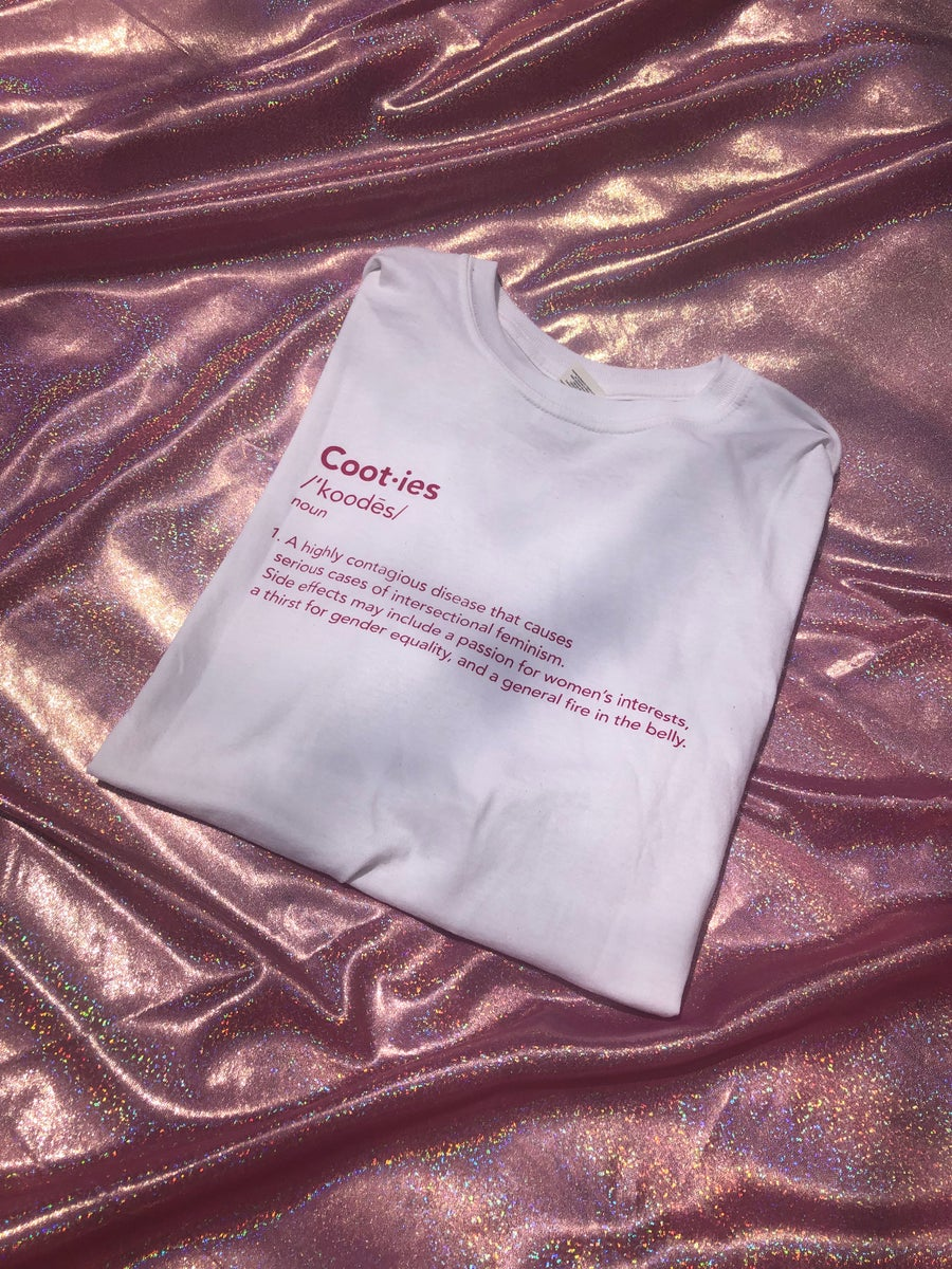 Image of Cooties Definition T-Shirt