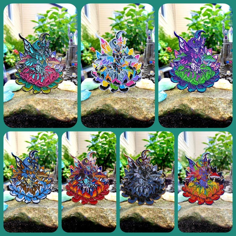 Image of Earth Mother Fairy Full Set