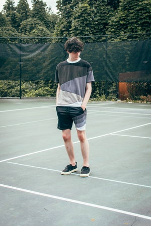 Image of Gradient Athletic Shorts