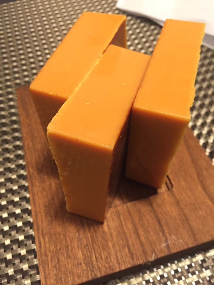 Image of Shea turmeric soap