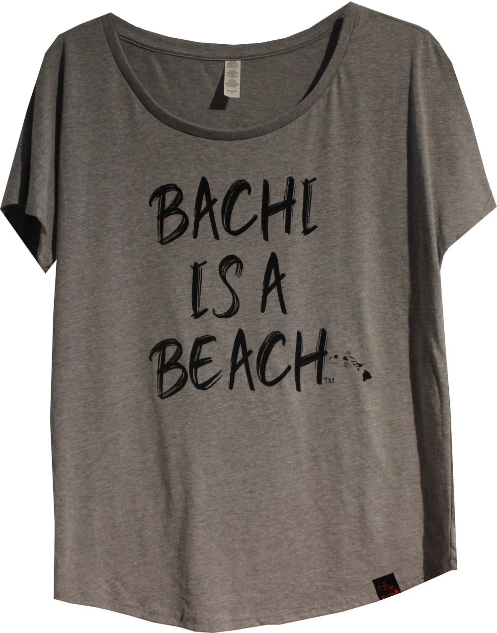 Image of Bachi is a Beach Collection - Grey