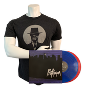 Image of Act I Vinyl + Elecman Shirt Combo