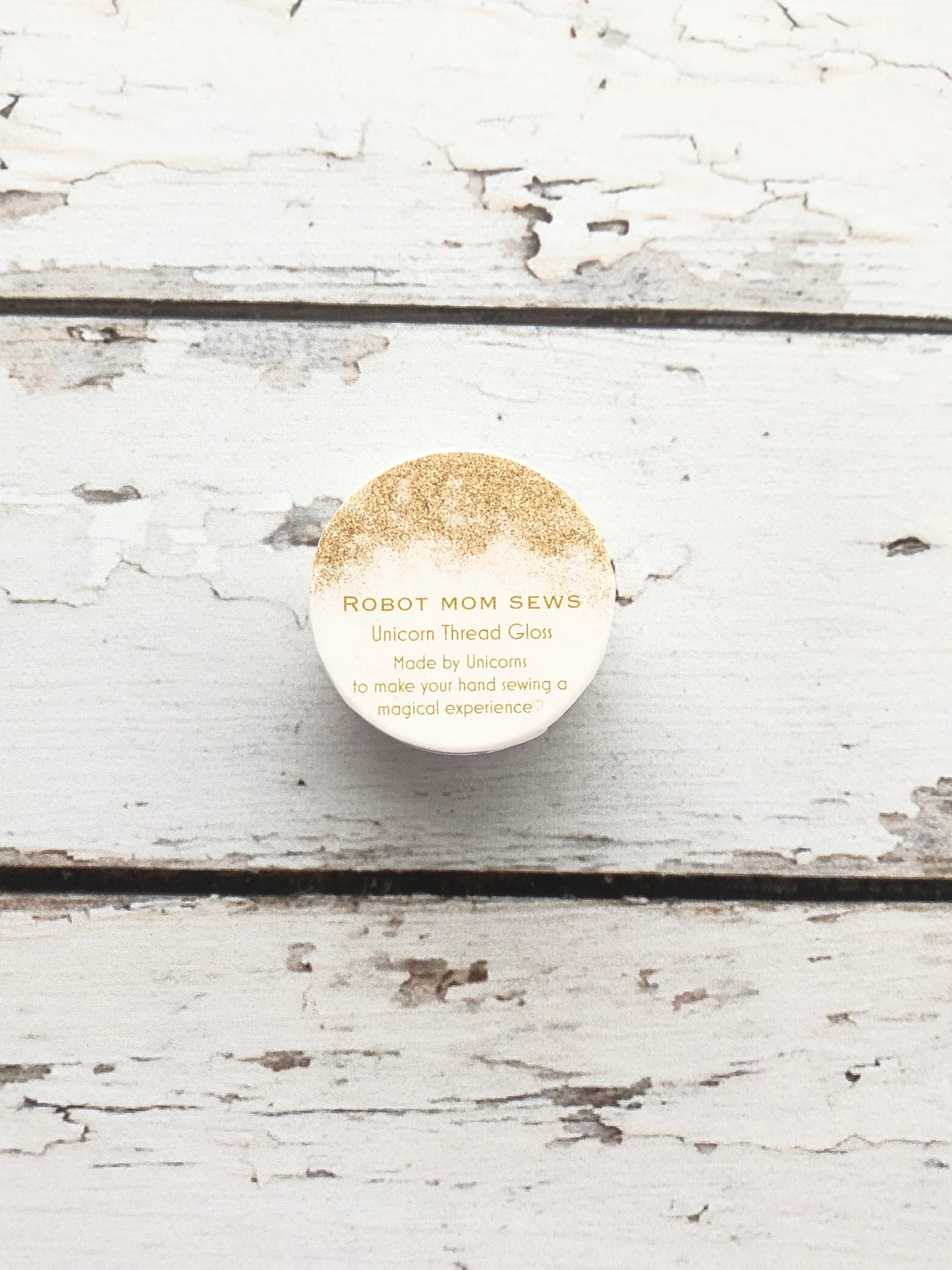 Image of Itty Bitty Thread Gloss - Foodie Scent Series