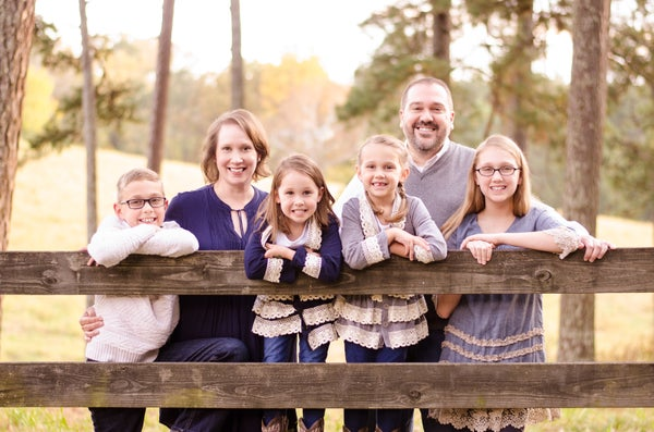 Image of Family Portraits - Half Sessions